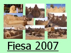 Fiesa Sand Sculptures 2007